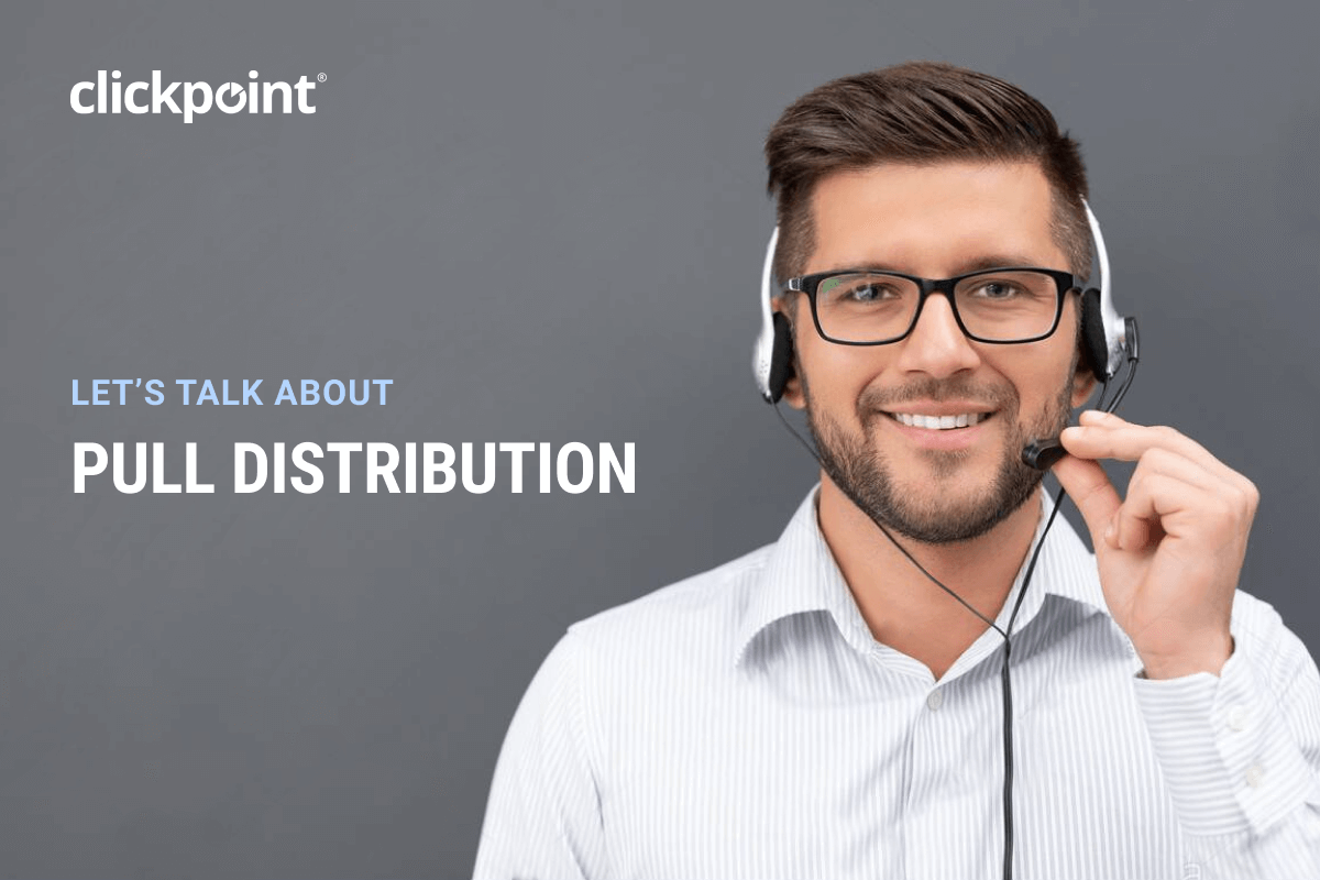 Pull Distribution Strategy