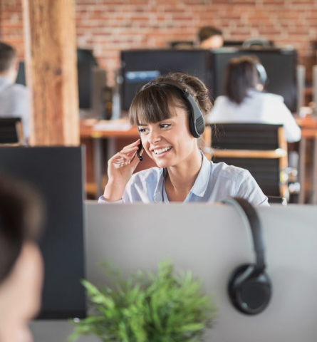 Lead management for call centers